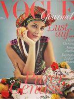 Vogue Magazine [Germany] (November 2016)
