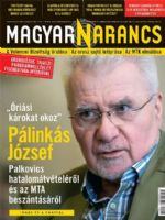 Magyar Narancs Magazine [Hungary] (28 March 2019)