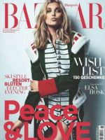 Harper's Bazaar Magazine [Germany] (December 2017)