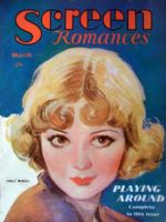 Screen Romances Magazine [United States] (March 1930)