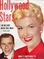 Hollywood Stars Magazine [United States] (February 1955)