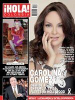 Hola! Magazine [Colombia] (4 December 2014)