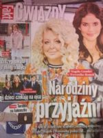 Gwiazdy Magazine [Poland] (30 March 2018)
