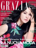 Grazia Magazine [Italy] (28 September 2016)
