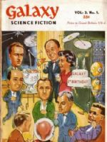 Galaxy Science Fiction Magazine [United Kingdom] (January 1953)