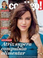 Contigo! Magazine [Brazil] (20 February 2017)