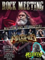 Rock Meeting Magazine [Brazil] (June 2017)