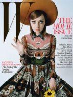 W Magazine [United States] (5 February 2015)