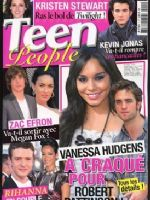 Teen People Magazine [France] (5 December 2009)