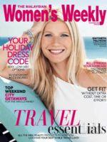 Women's Weekly Magazine [Malaysia] (November 2018)