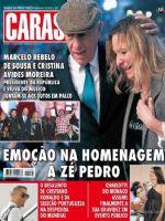 Caras Magazine [Portugal] (7 July 2018)