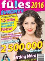 Füles Évkönyv Magazine [Hungary] (January 2016)