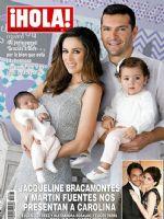 Hola! Magazine [Mexico] (13 August 2014)