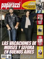 Paparazzi Magazine [Argentina] (19 August 2016)