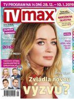 TV Max Magazine [Czech Republic] (28 December 2018)
