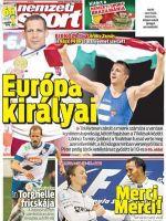 Nemzeti Sport Magazine [Hungary] (7 April 2014)