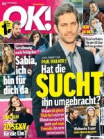 OK! Magazine [Germany] (11 December 2013)