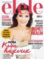 Elele Magazine [Turkey] (November 2016)