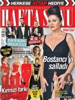 Haftasonu Magazine [Turkey] (9 December 2015)