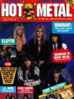 Hot Metal Magazine [Australia] (May 1991)