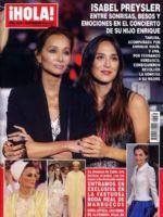 Hola! Magazine [Spain] (26 November 2014)