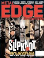 Metal Edge Magazine [United States] (November 2008)