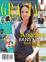 Grazia Magazine [South Africa] (3 December 2014)