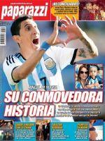 Paparazzi Magazine [Argentina] (3 July 2014)