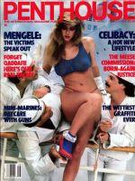 Penthouse Magazine [United States] (August 1986)
