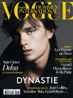 Vogue Hommes International Magazine [France] (September 2013)