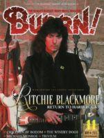 Burrn! Magazine [Japan] (November 2015)