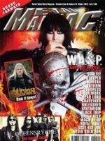 Metal Maniac Magazine [Italy] (October 2015)