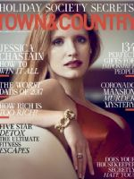 Town & Country Magazine [United States] (January 2018)