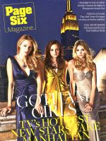 Page Six Magazine [United States] (September 2007)