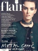 Flair Magazine [Italy] (November 2011)