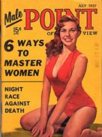 Male Point Magazine [United States] (July 1957)