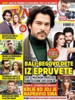 TV Novele Magazine [Serbia] (15 October 2018)