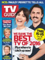TV Guide Magazine [United States] (19 December 2016)