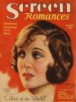 Screen Romances Magazine [United States] (January 1930)