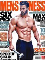 7c8a657c3ee Men s Fitness Magazine  Turkey  (February 2017)