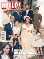 Hello! Magazine [United Kingdom] (23 July 2018)