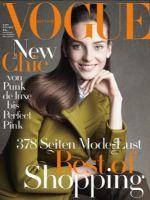 Vogue Magazine [Germany] (September 2015)