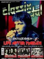 Classix Metal Magazine [Italy] (August 2015)