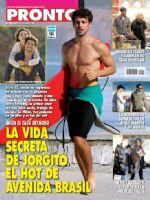 Pronto Magazine [Argentina] (8 December 2014)