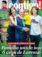 Contigo! Magazine [Brazil] (27 March 2017)