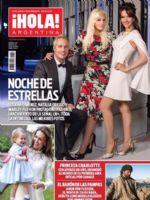 Hola! Magazine [Argentina] (4 October 2016)