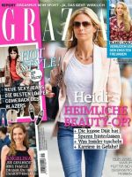 Grazia Magazine [Germany] (1 October 2015)