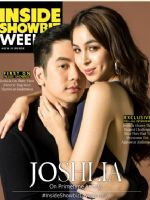 Inside Showbiz Magazine [Philippines] (18 August 2018)