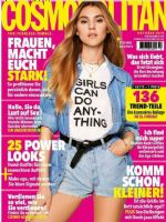 Cosmopolitan Magazine [Germany] (October 2018)