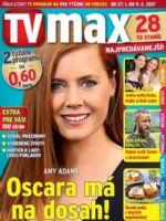 TV Max Magazine [Slovakia] (27 January 2017)